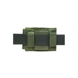Belt Mounted Double Pistol Mag Pouch